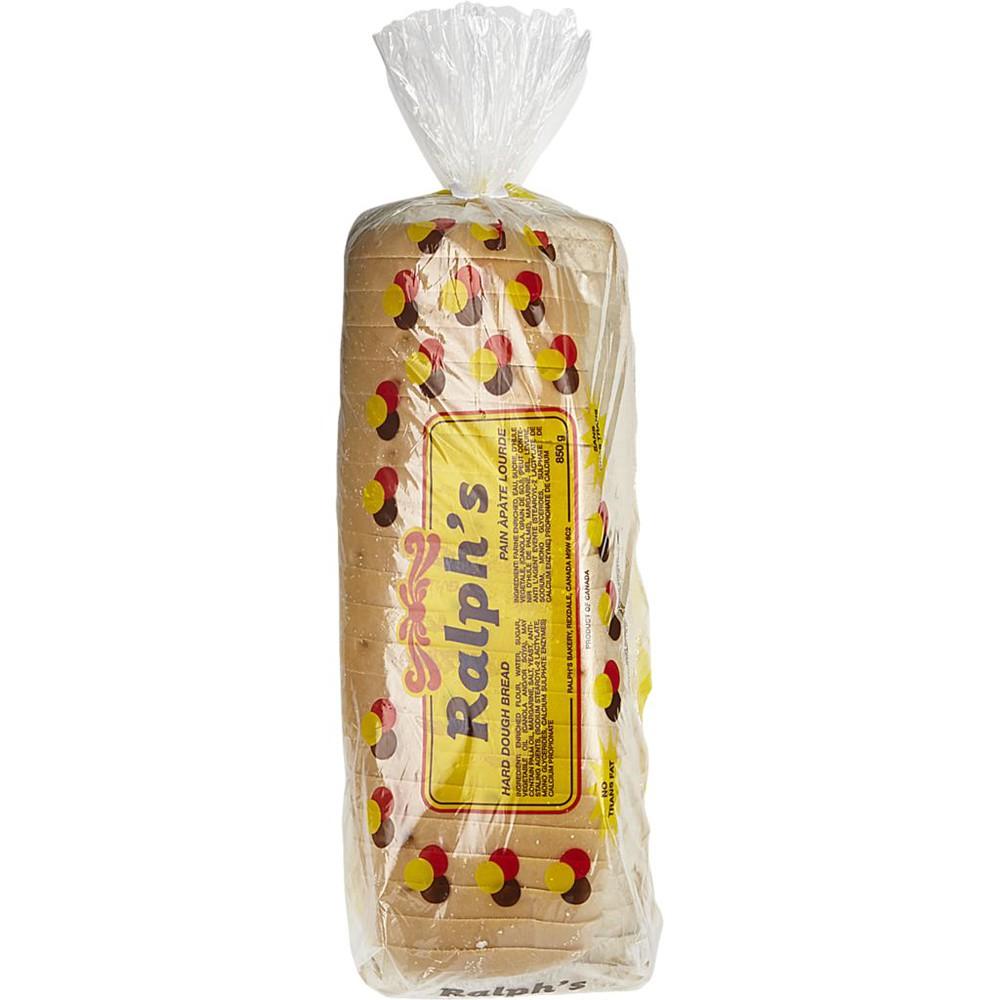 Hard Dough Bread 850 g