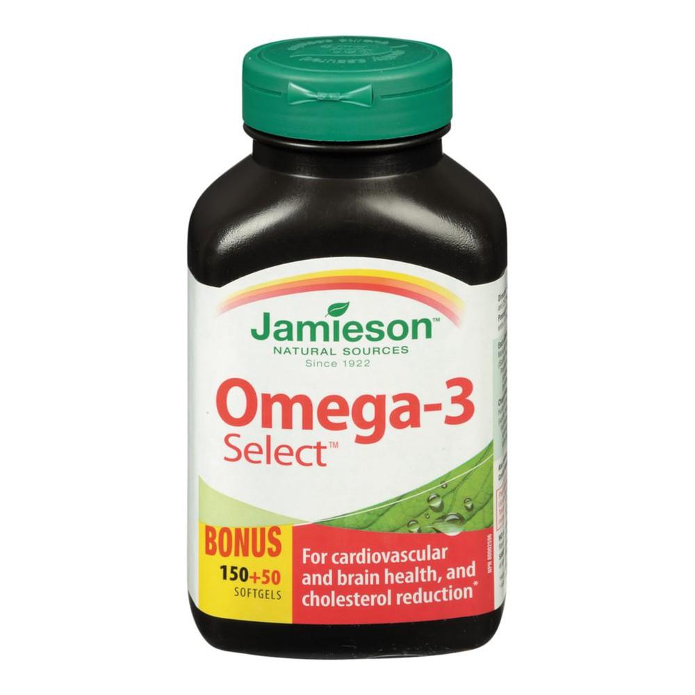 Omega-3 select softgels