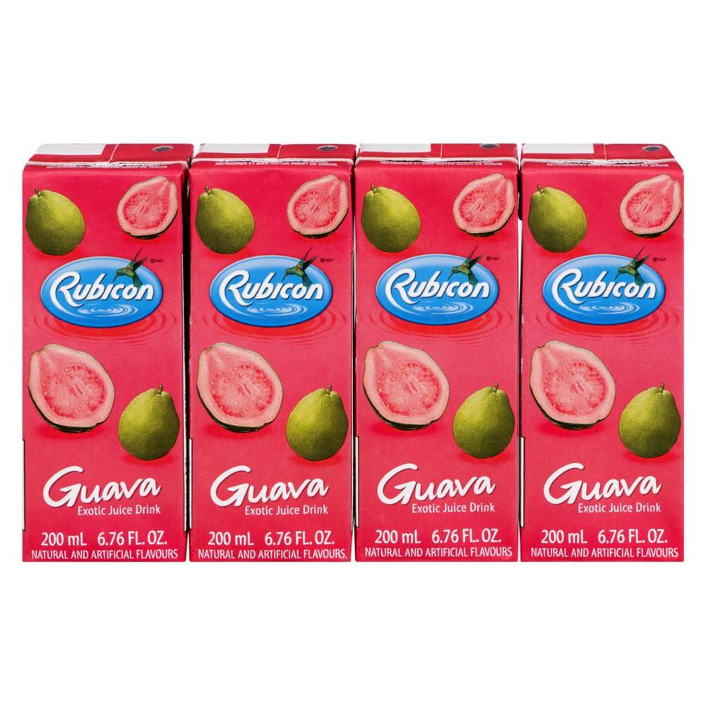 Guava exotic fruit juice