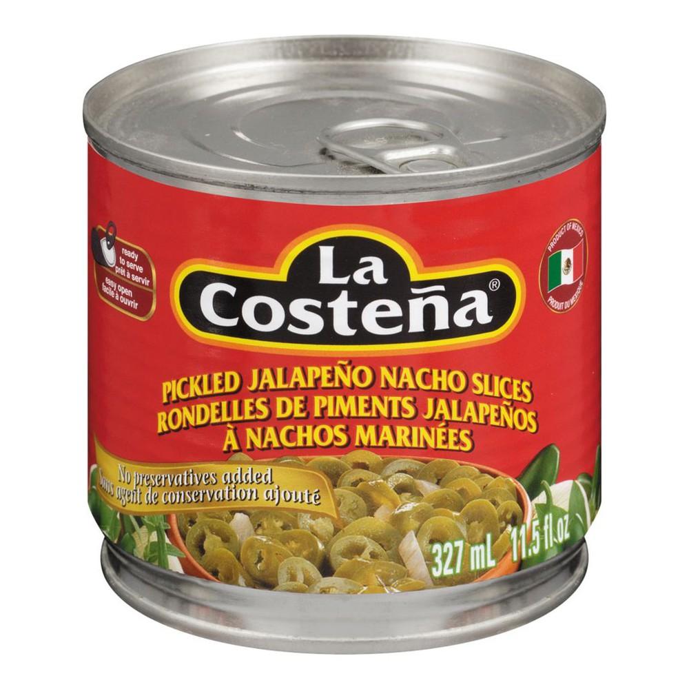 Pickled Jalapeño Slices for Nachos
