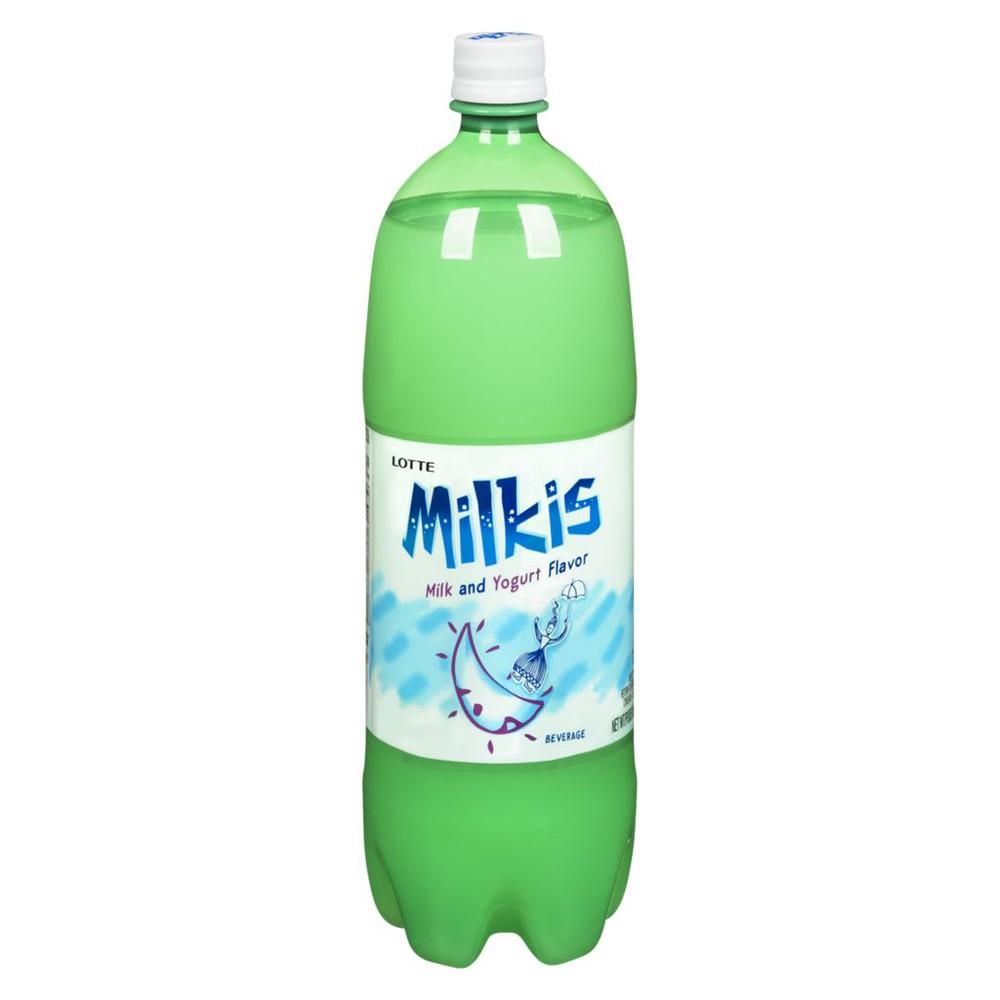 Milkis yogurt & milk