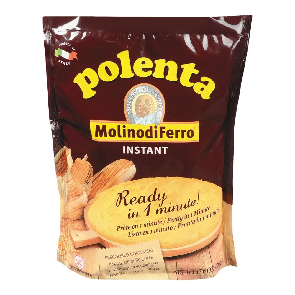 Instant Polenta