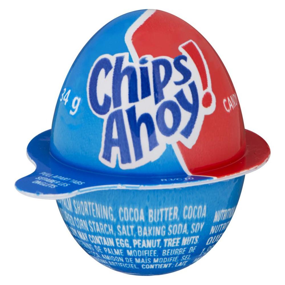 Chips Ahoy Egg