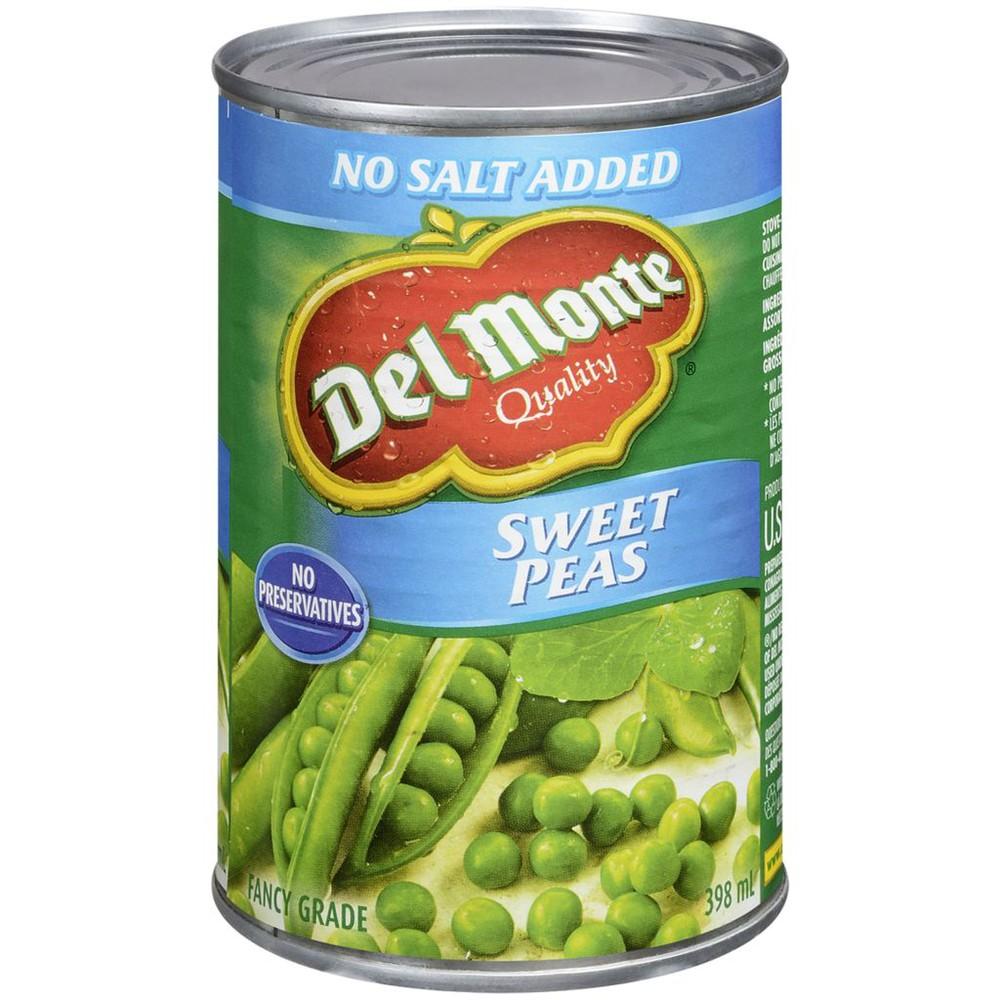 Sweet Peas, No Salt Added