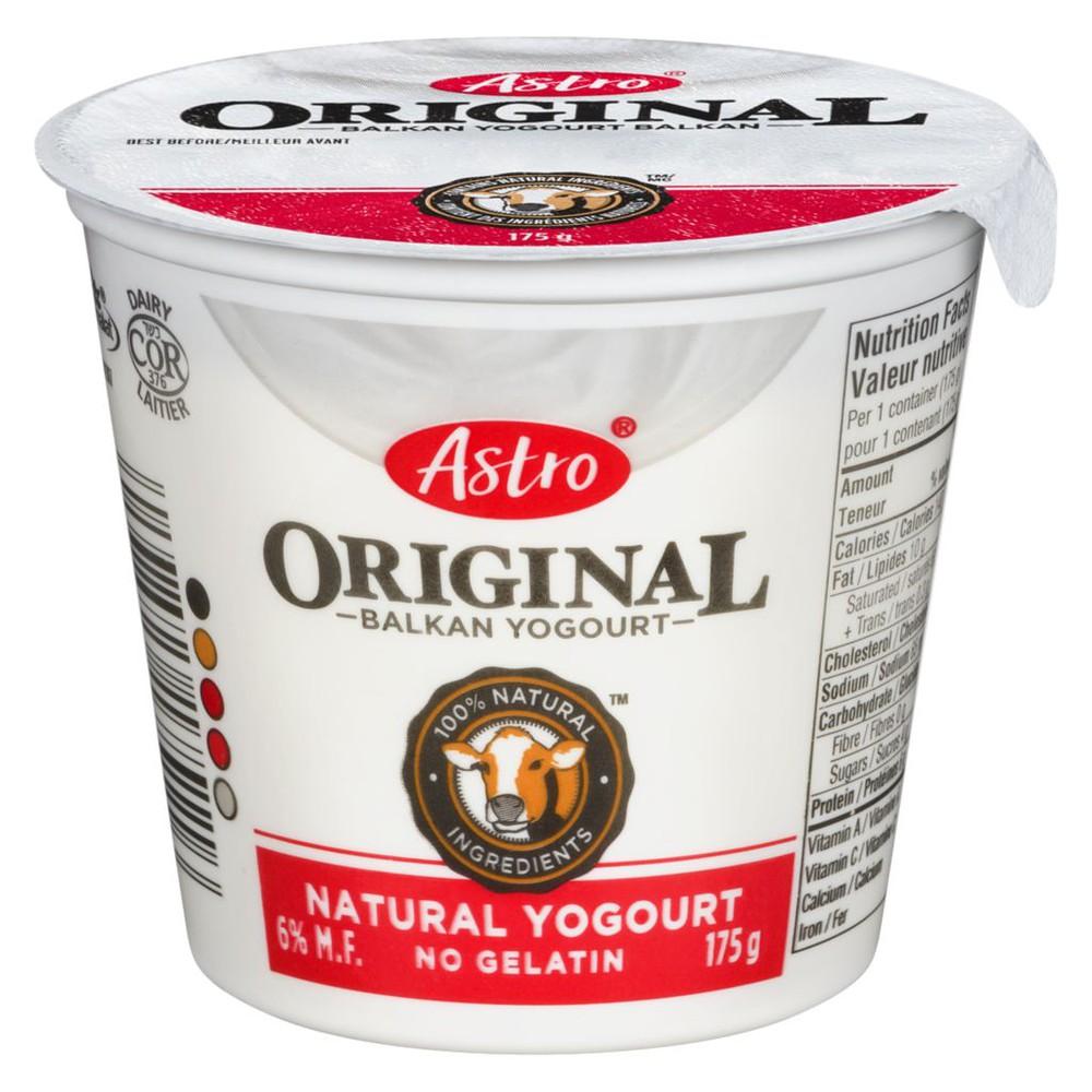 Original Balkan Style Yogurt, Plain