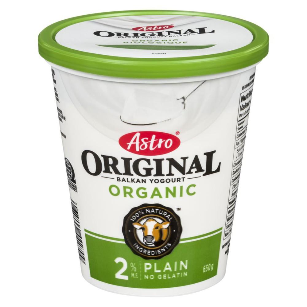 Original Organic Yogurt, Plain