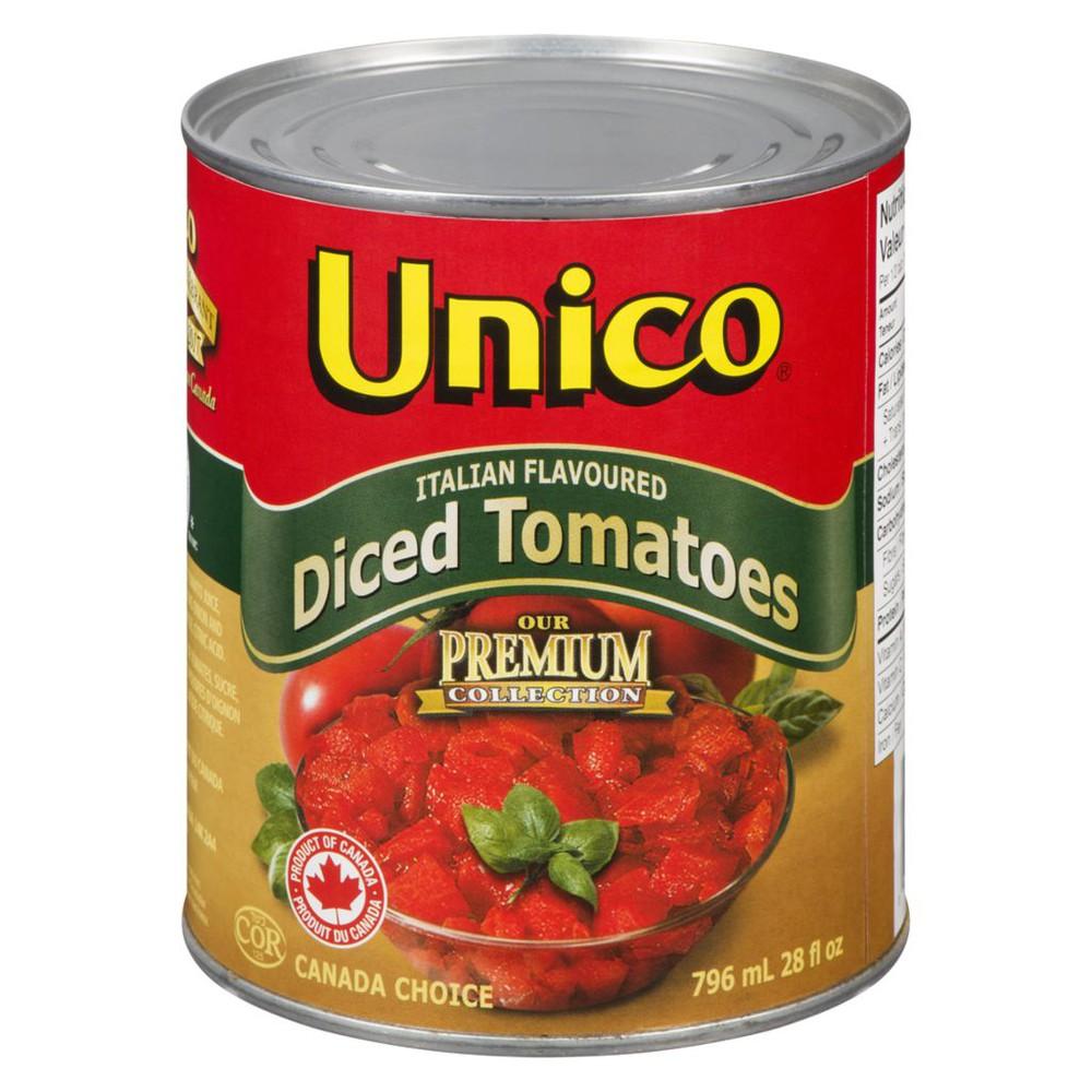 Premium Diced Tomatoes