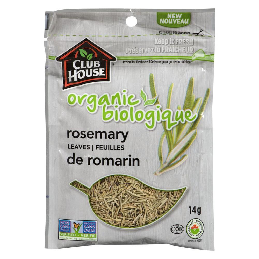Organic Rosemary Leaves
