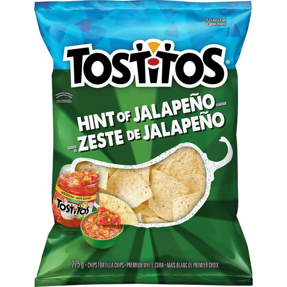 Tortilla Chips, Hint of Jalapeño