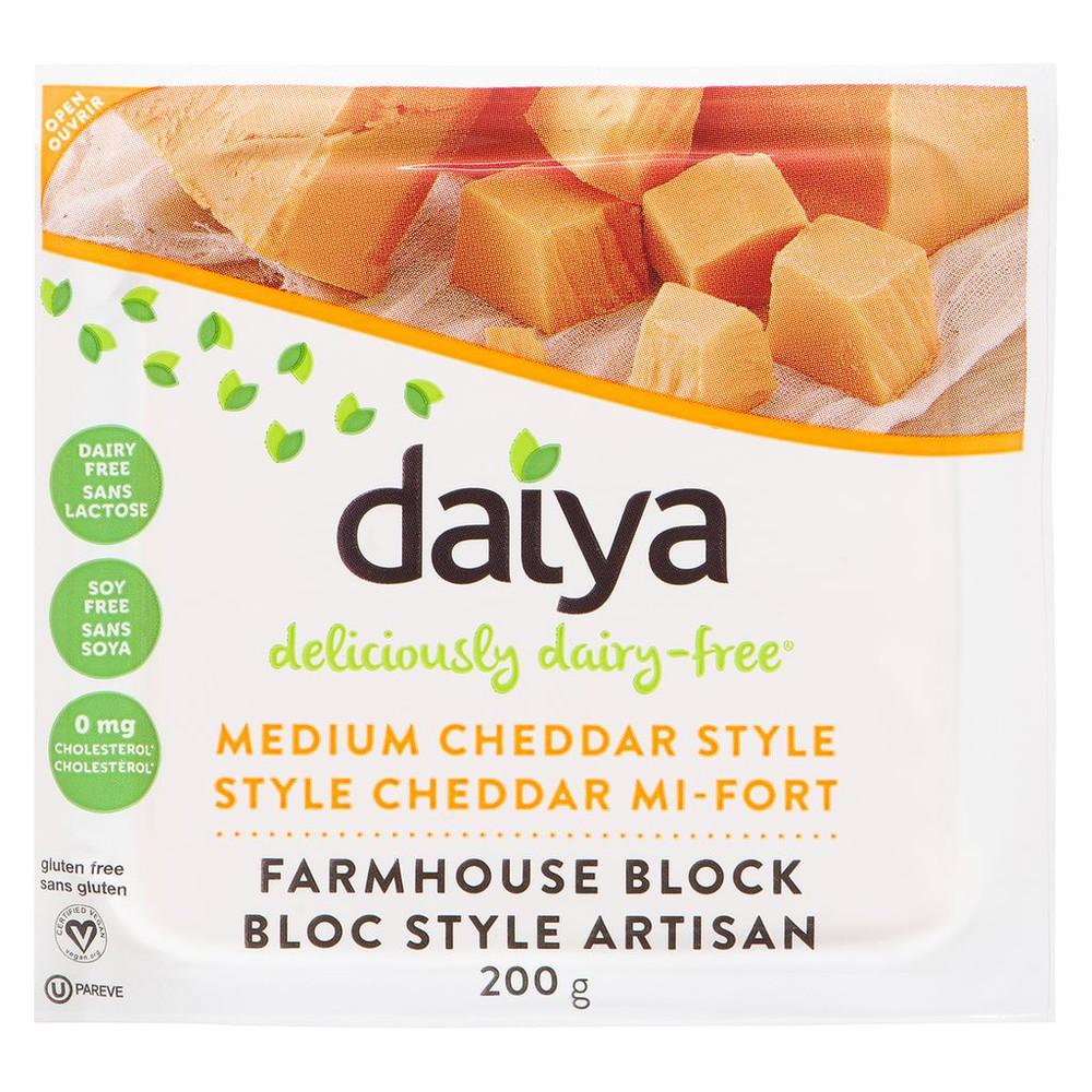 DaiyaMedium Cheddar Style Farmhouse Block