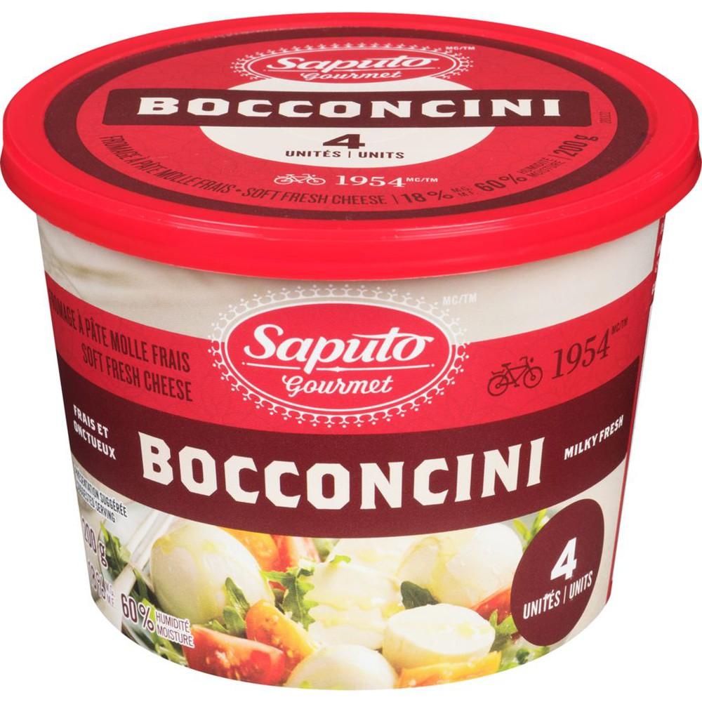 Bocconcini cheese 18%