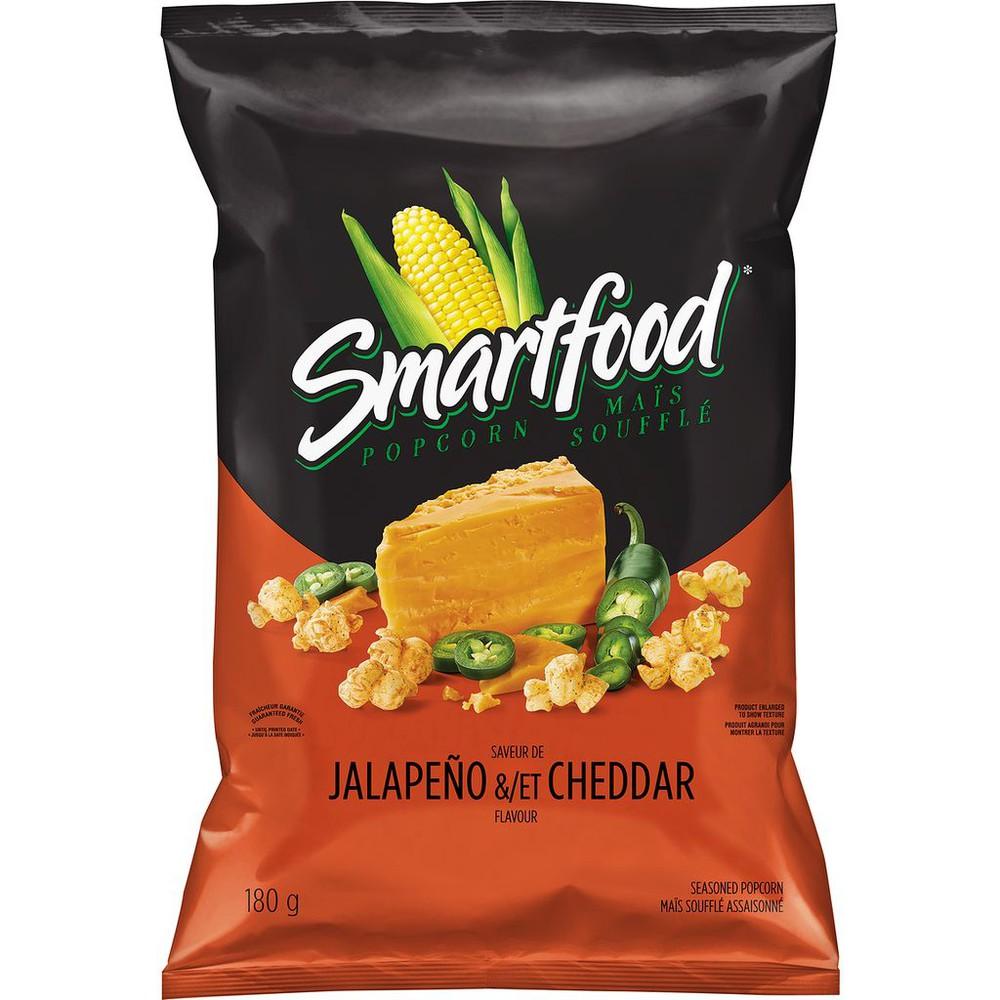 Popcorn, Jalapeño & Cheddar