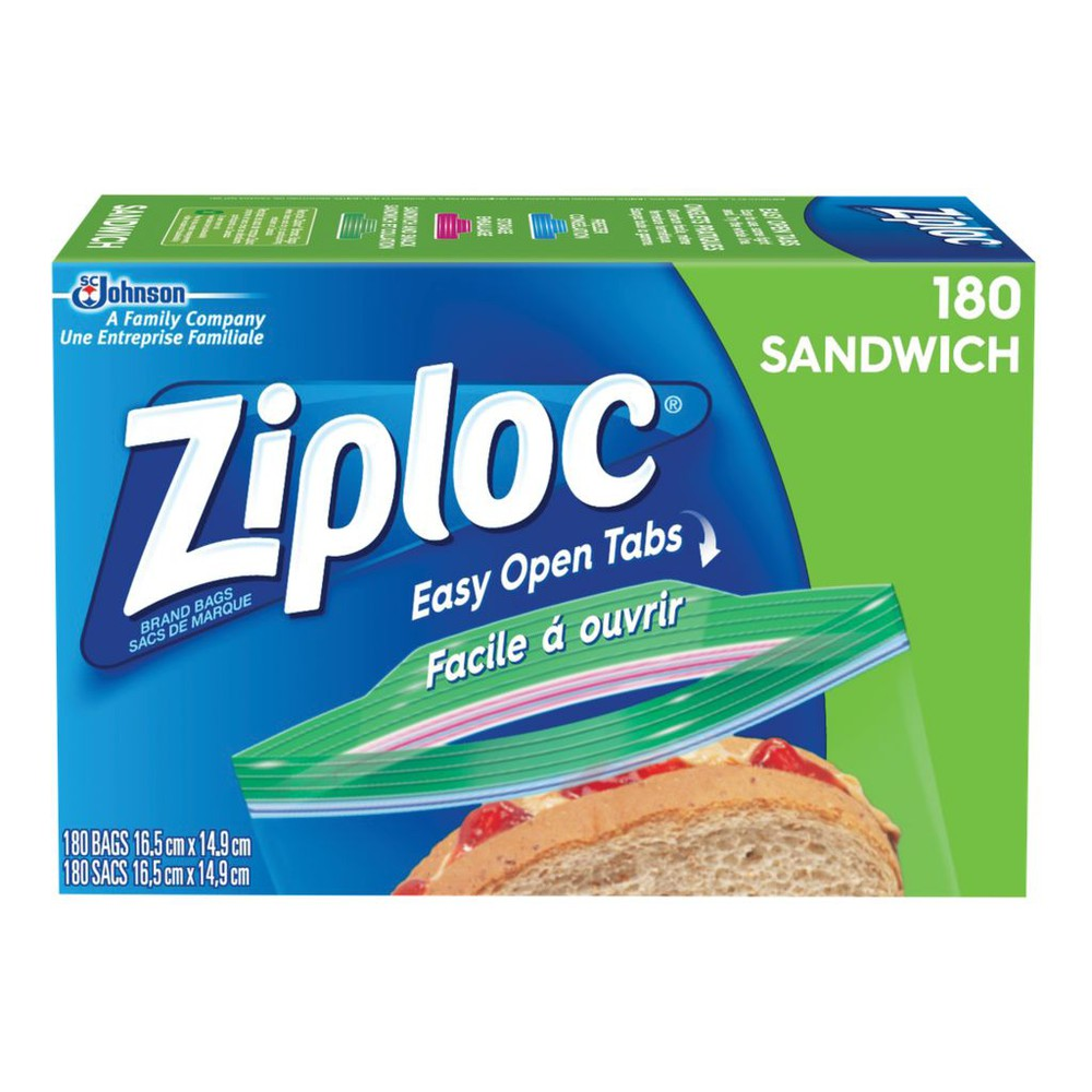 Sandwich bags value pack