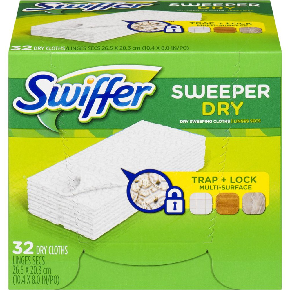 Dry Cloth, Unscented