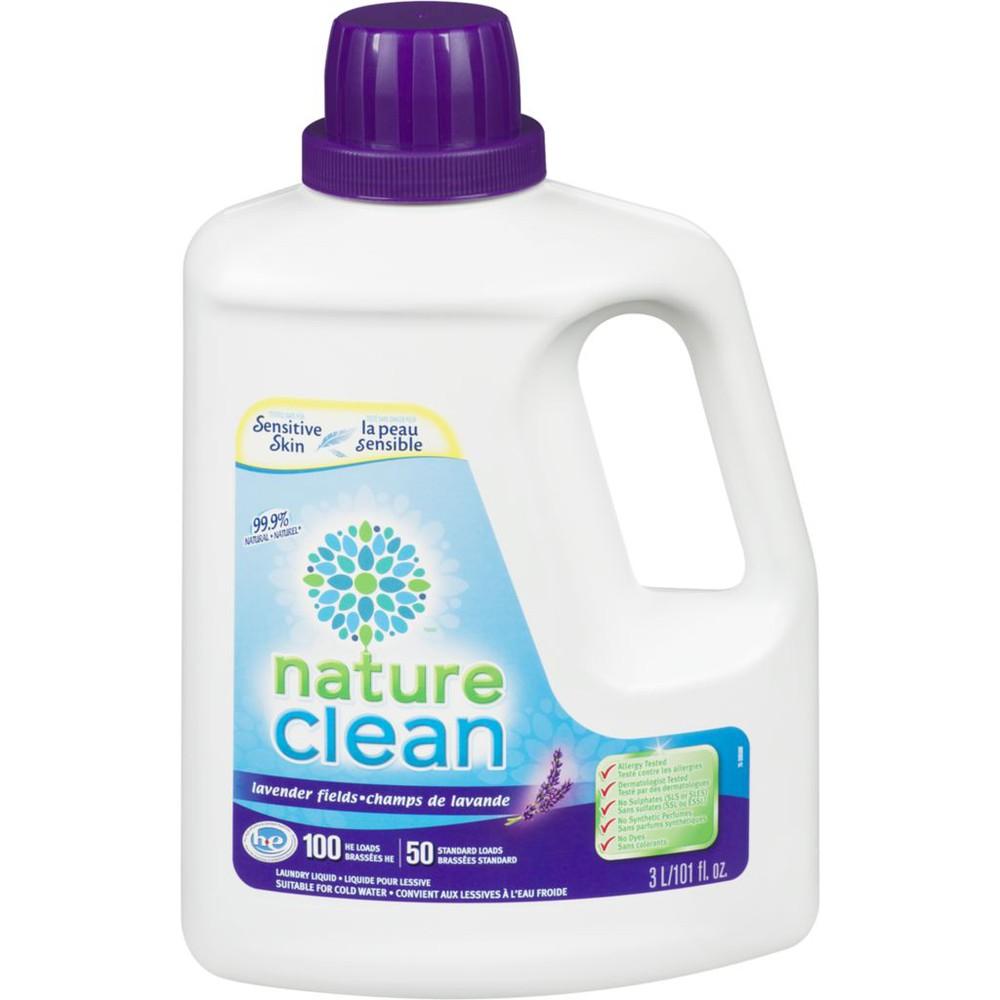Laundry liquid lavender