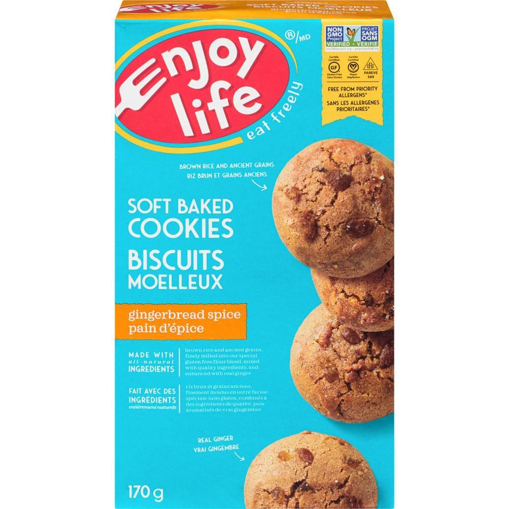 Gluten-Free Cookies, Gingerbread Spice
