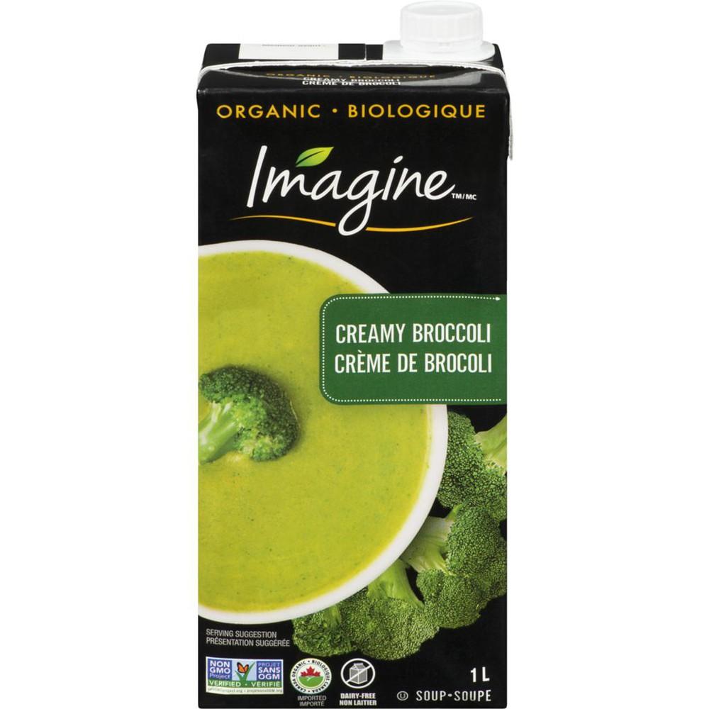 Organic Broccoli Soup