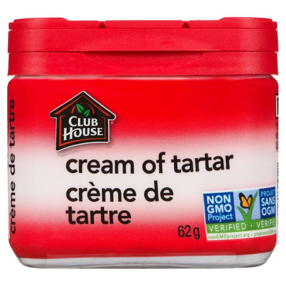 Club House Cream of Tartar