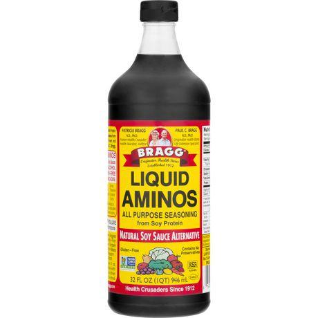 All Purpose Liquid Soy Seasoning