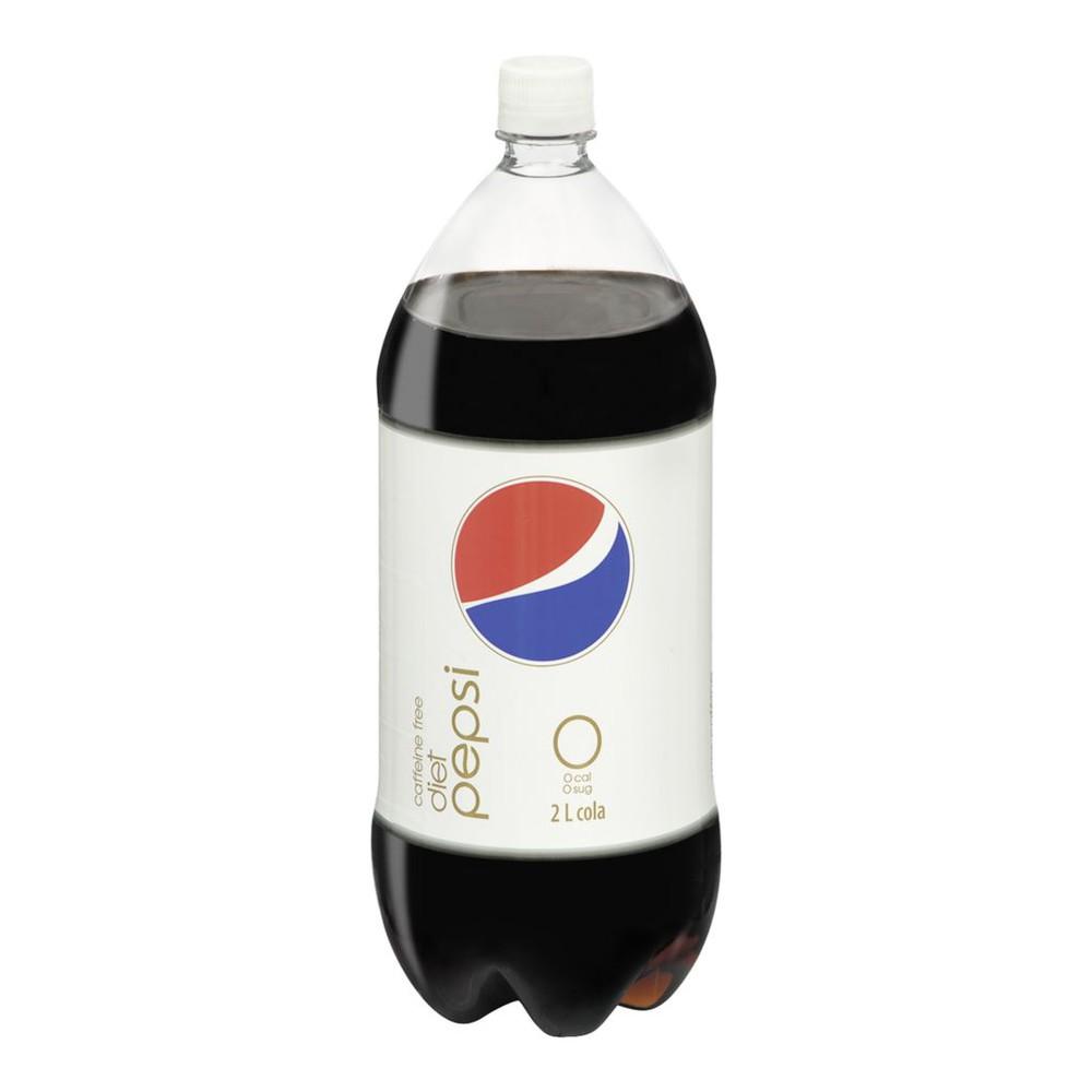 Caffeine Free Diet Pepsi Soda