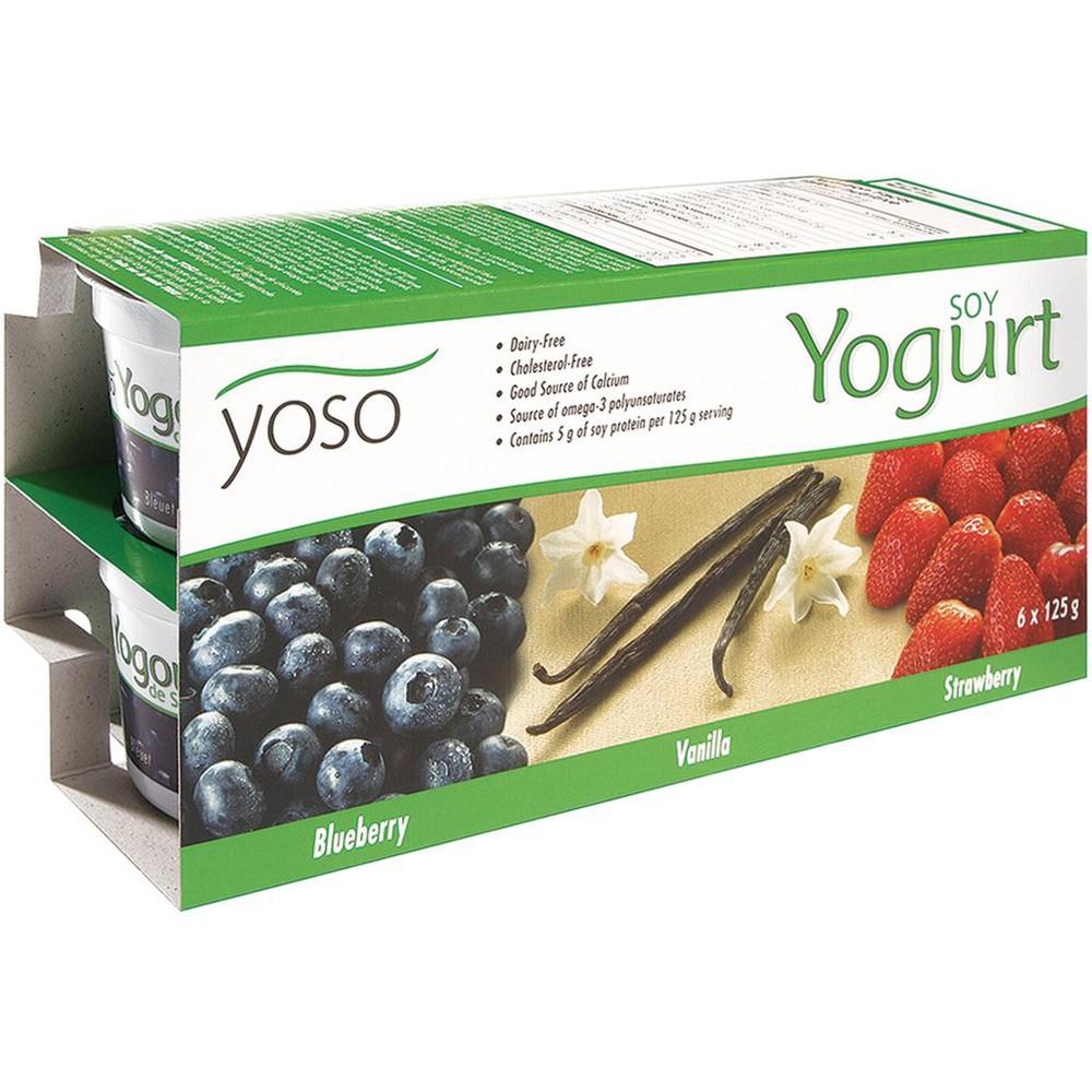 Soygo Yogurt, Multipack