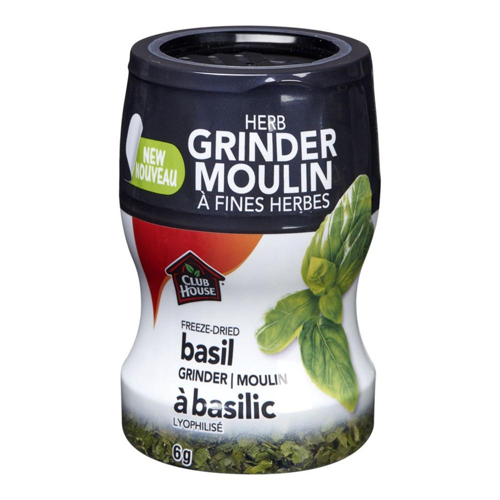 Freeze Dried Basil Grinder