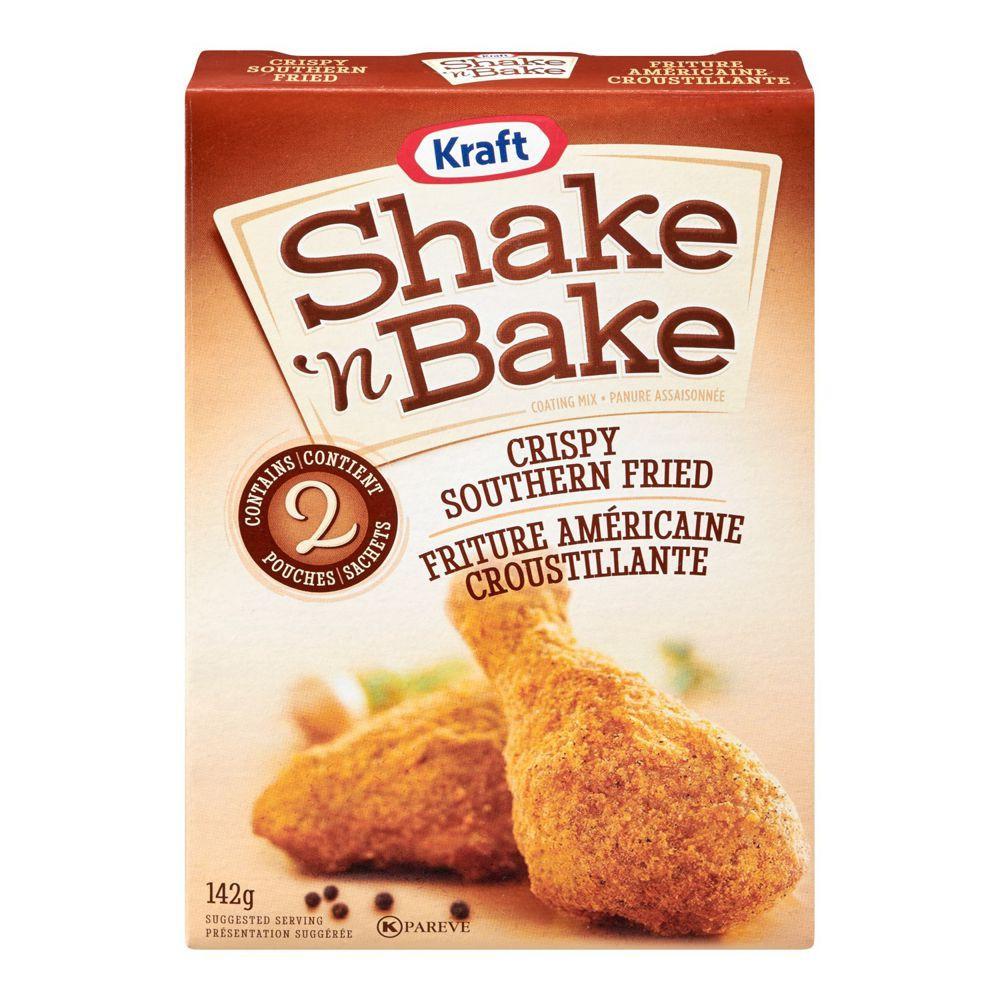 Shake 'n bake southern fried chicken coating mix