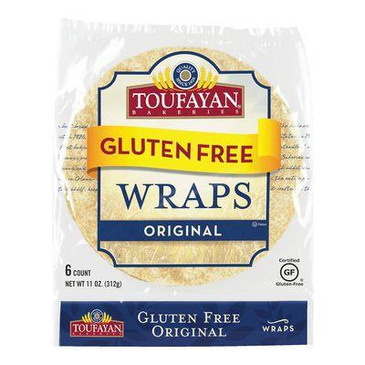Toufayan Gluten Free Wraps