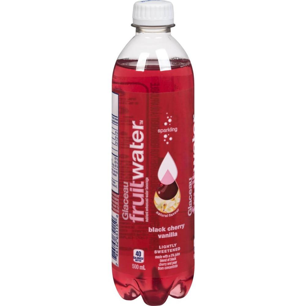 FruitWater Black Cherry Vanilla