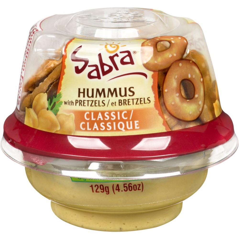 Grab 'n' Go Hummus, Classic