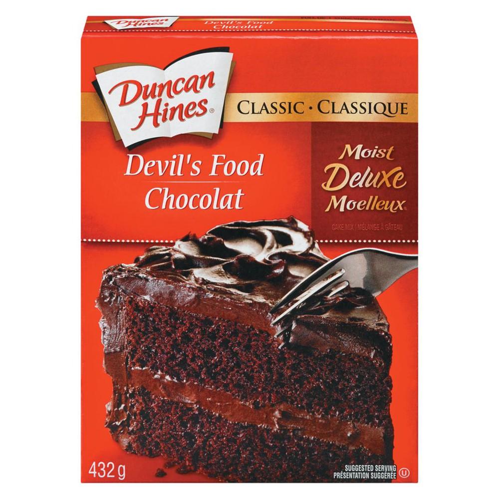 Devil's Food, Chocolate