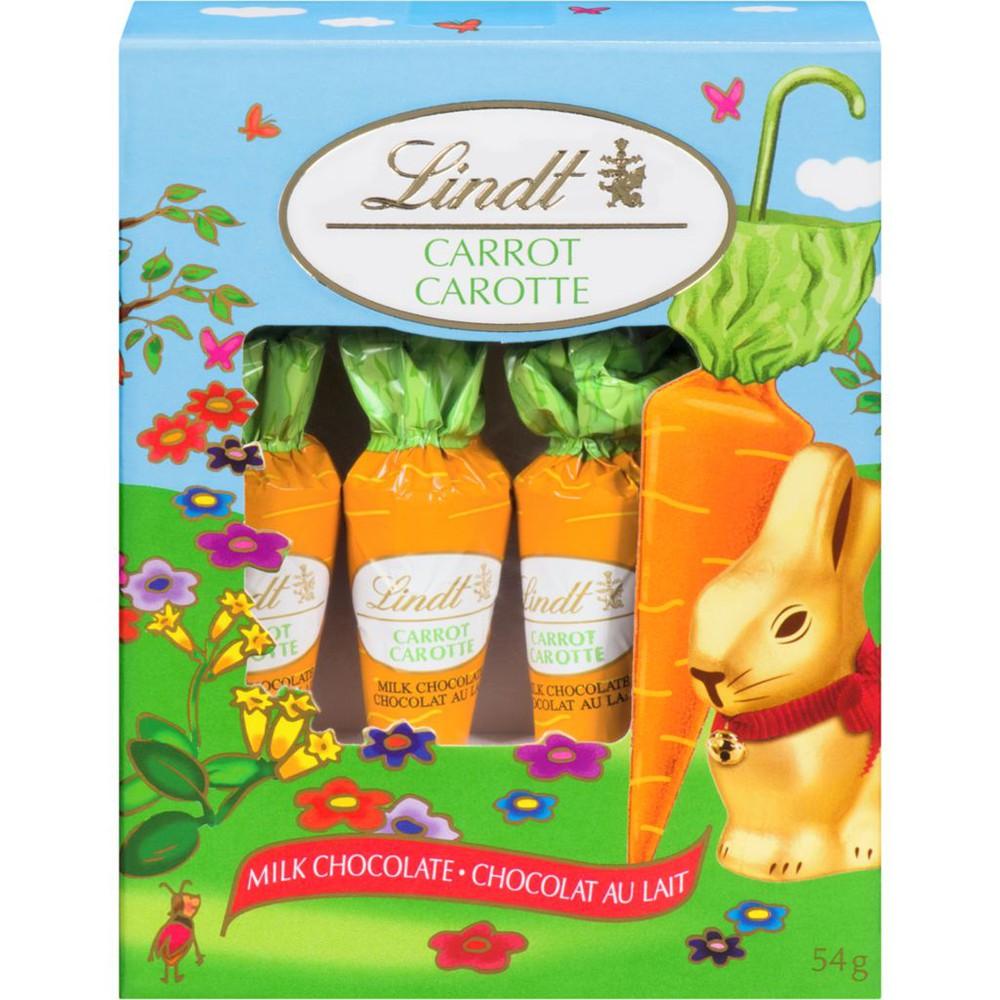 Carrot milk chocolate