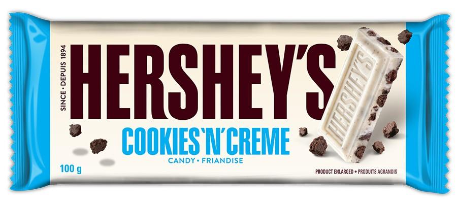 Cookies 'n' Creme Bar