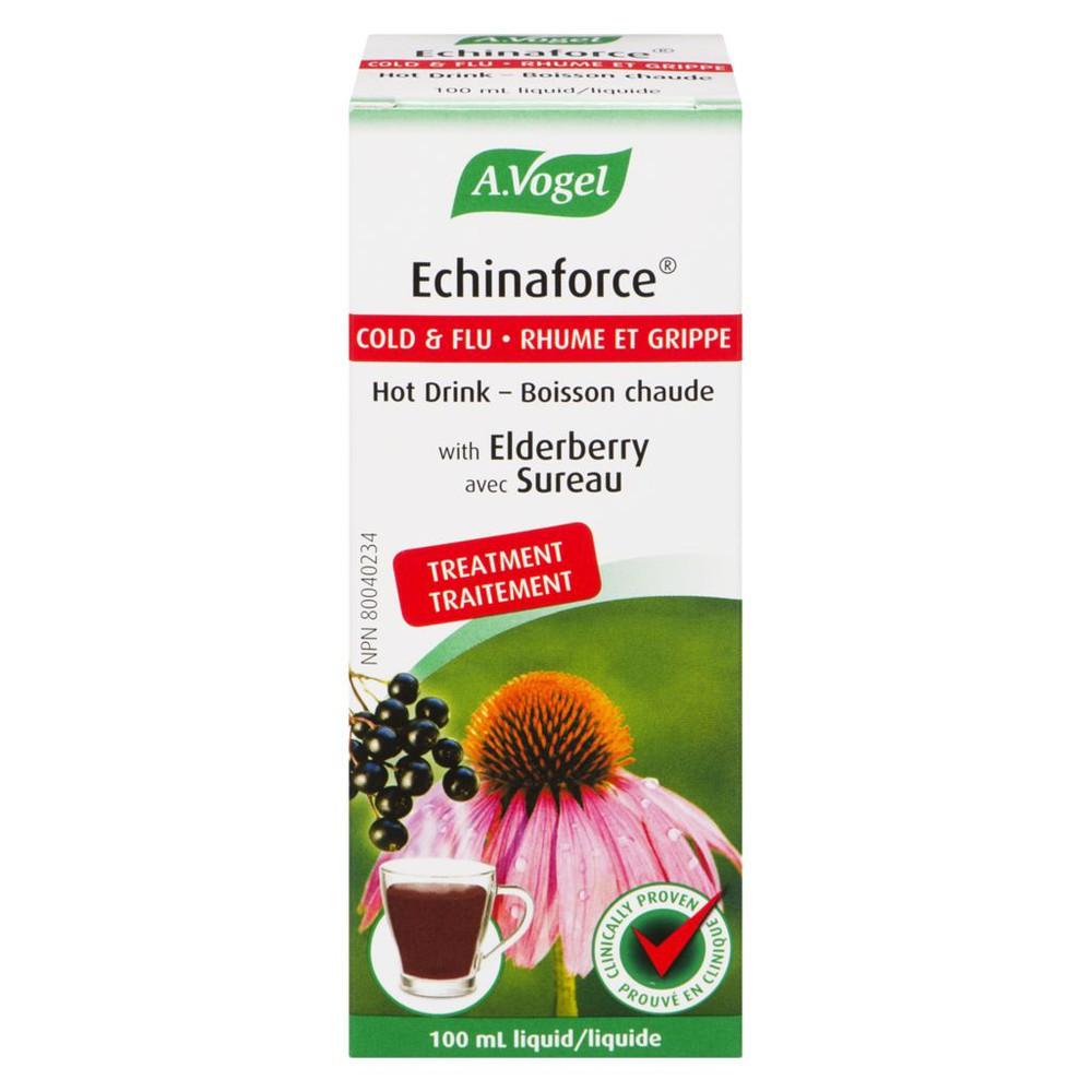 Echinaforce Hot Hot Drink, Extra Strength