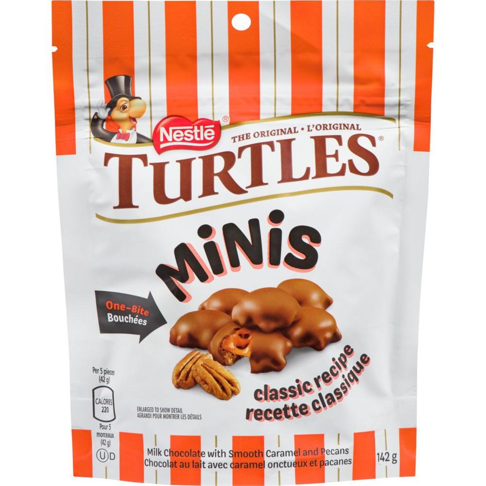 Classic mini turtles