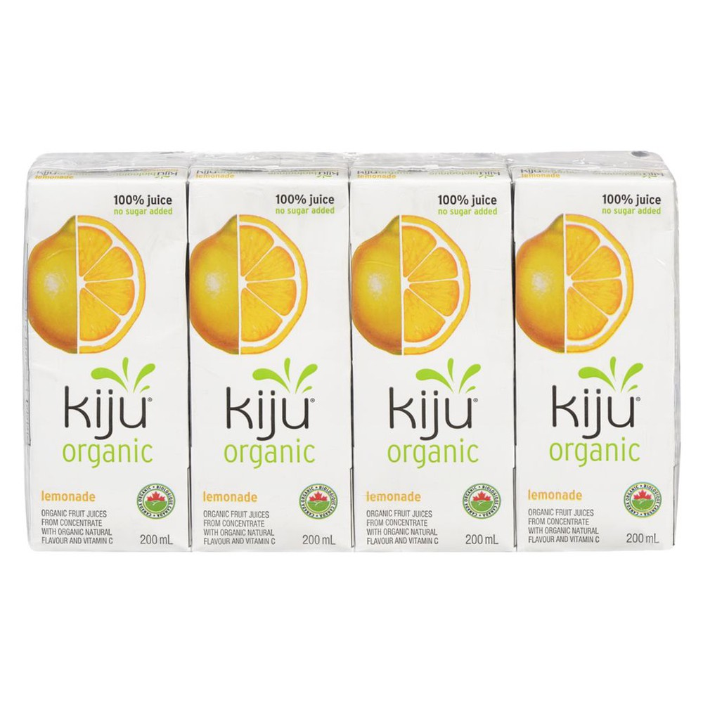 Organic 100% Lemonade