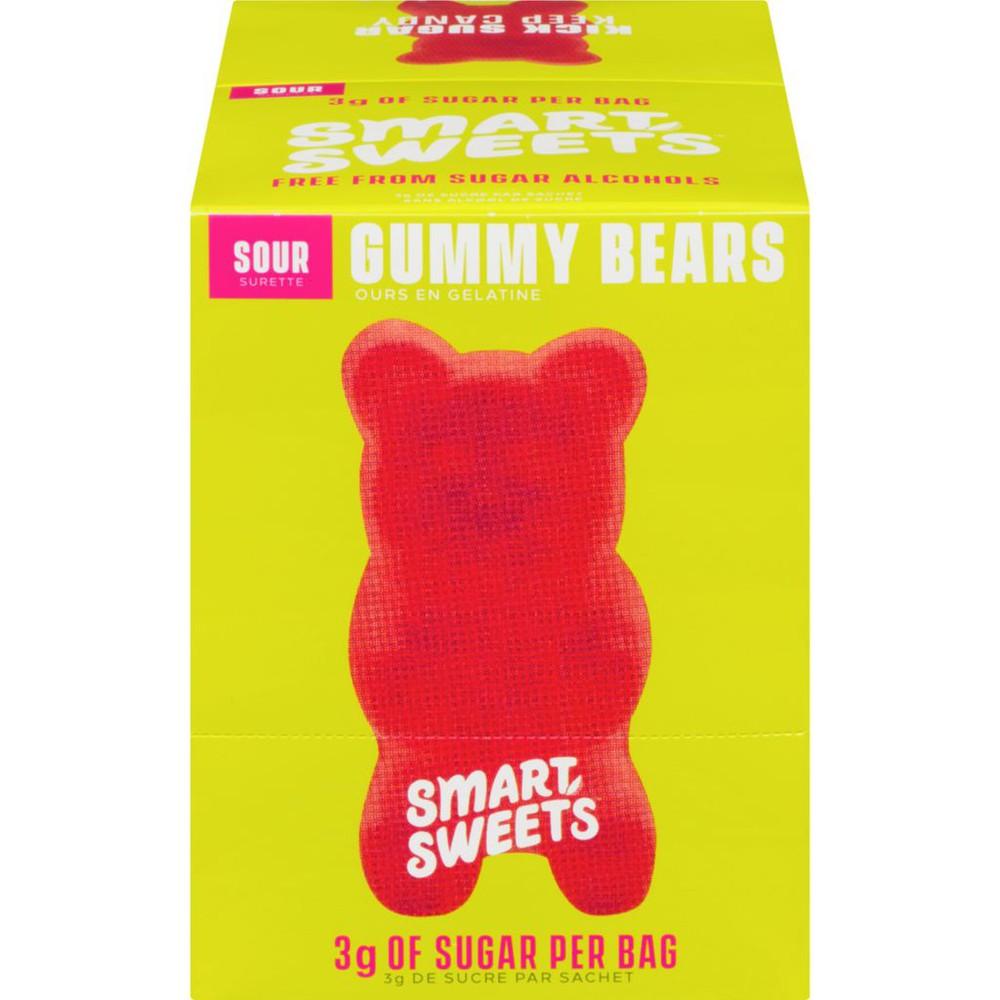 Gummy Bears, Sour