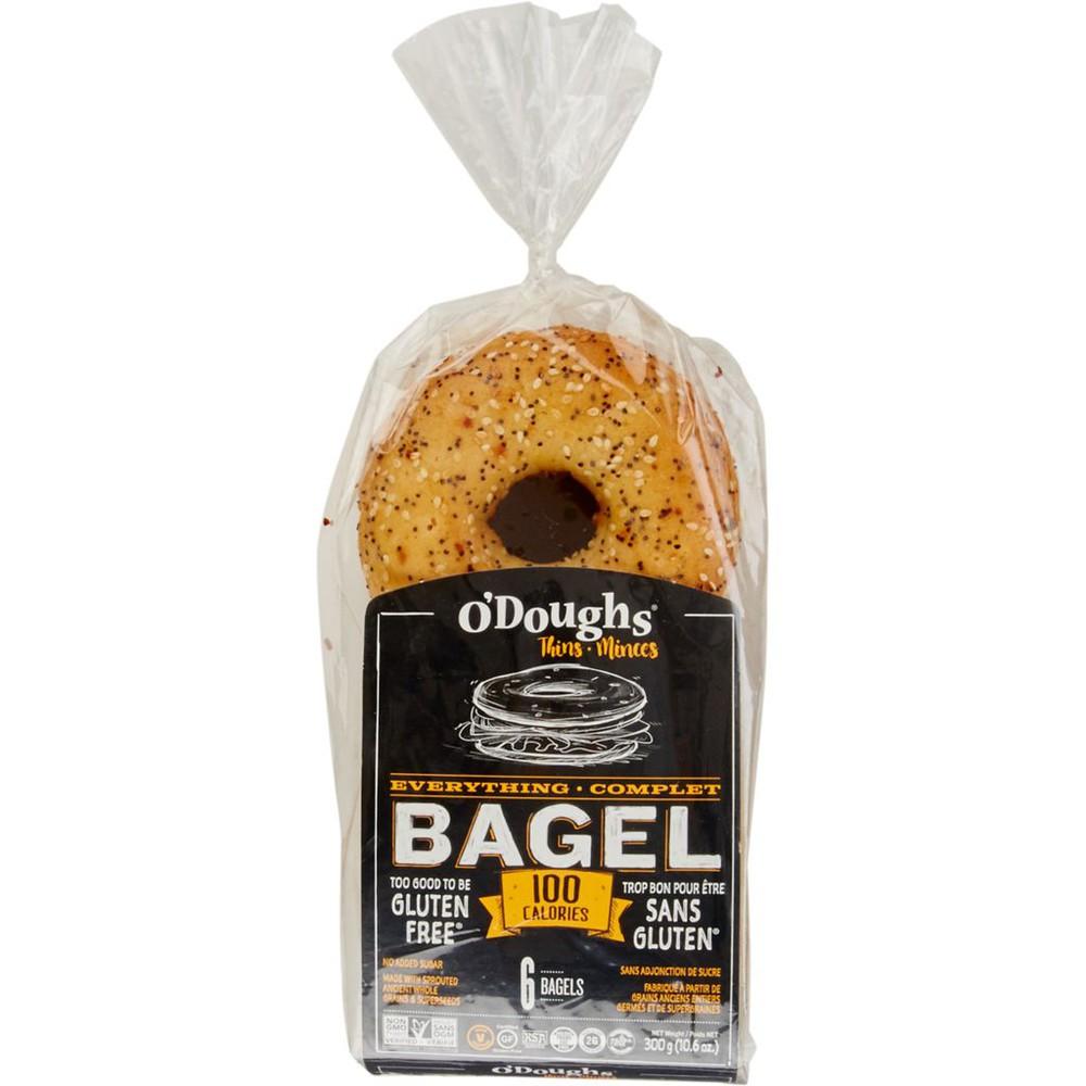 Everything Bagel Thins