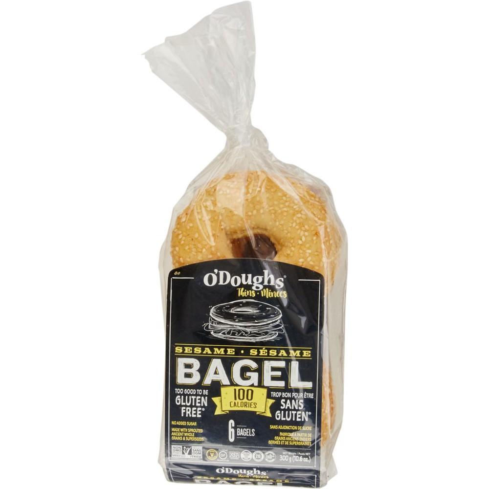 Sesame Bagel Thins
