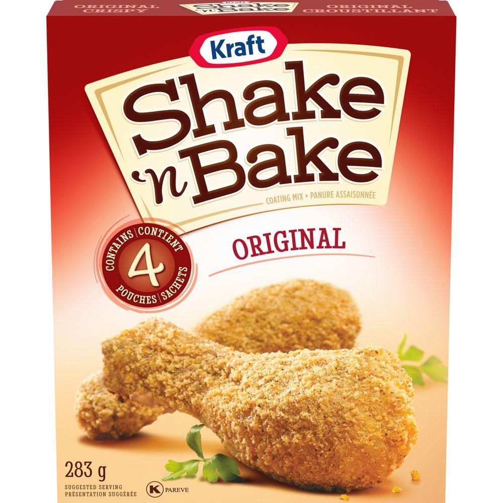 Shake'n bake, original recipe