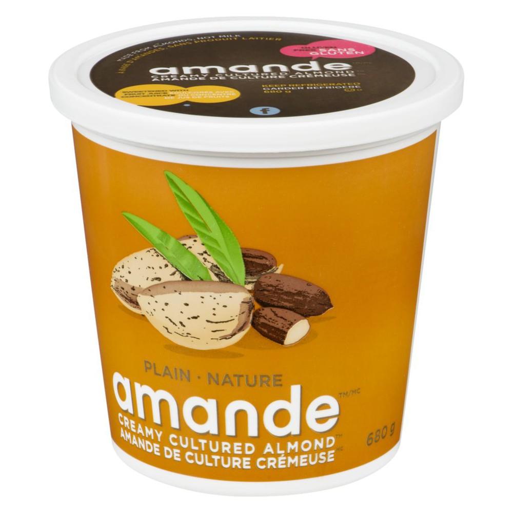 Almond Milk Yogurt, Plain