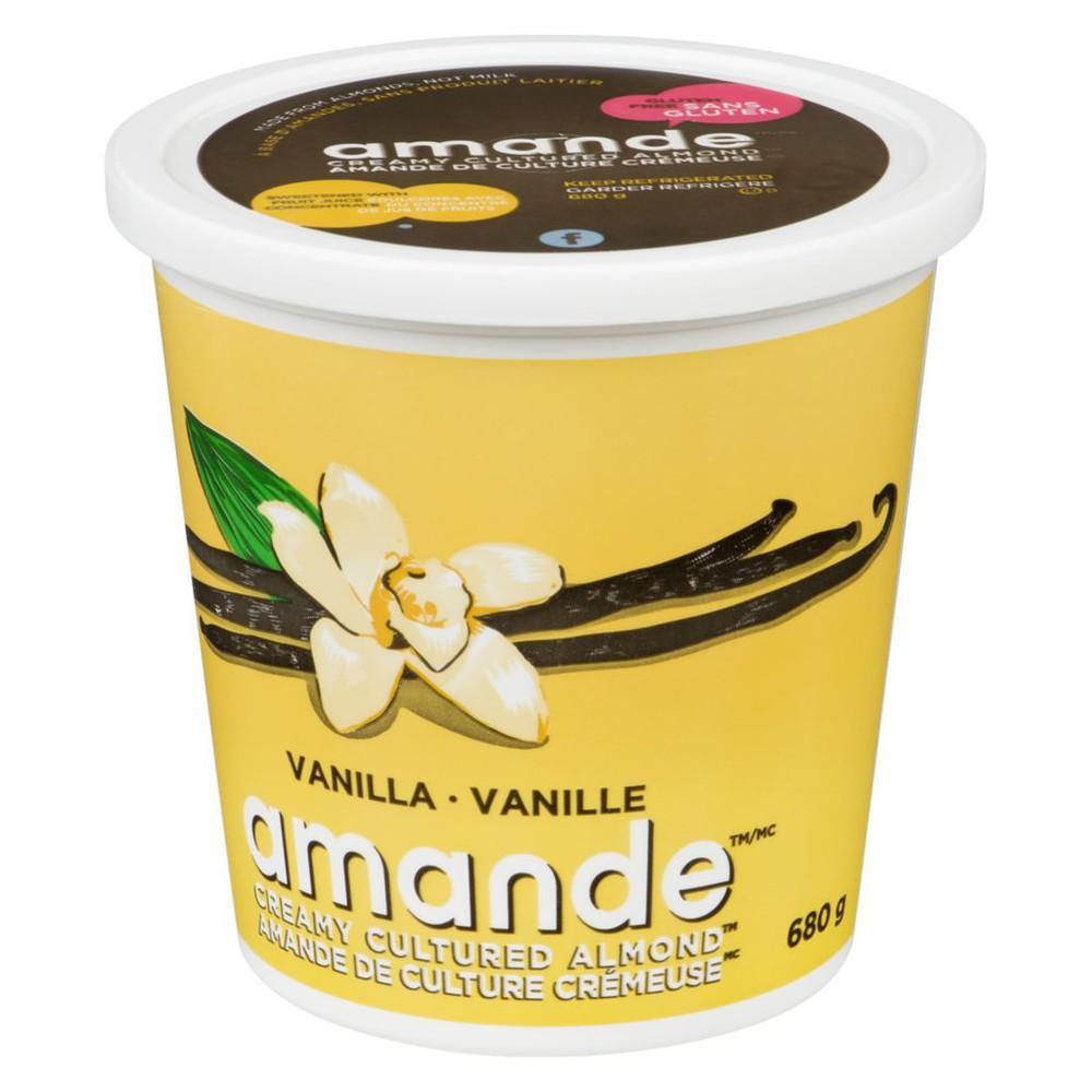 Almond Milk Yogurt, Vanilla
