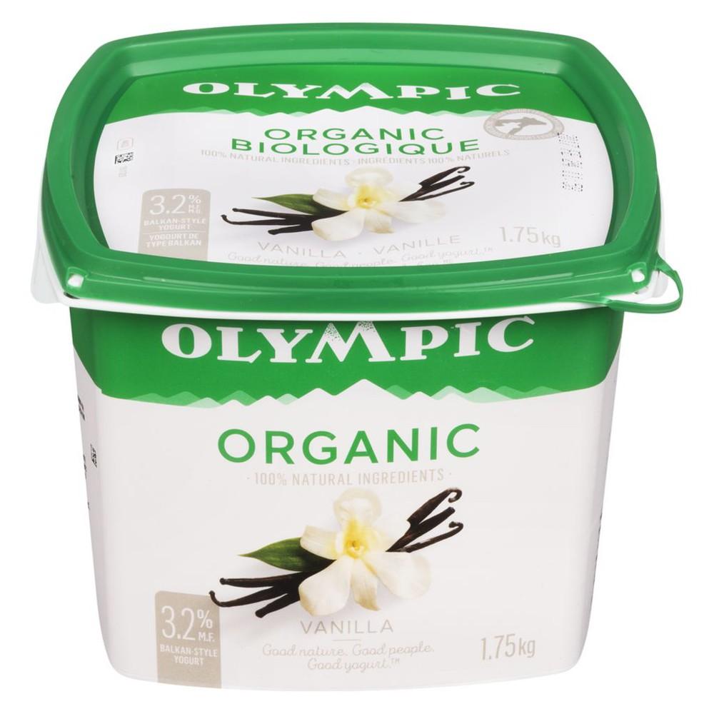 Yogurt, French Vanilla