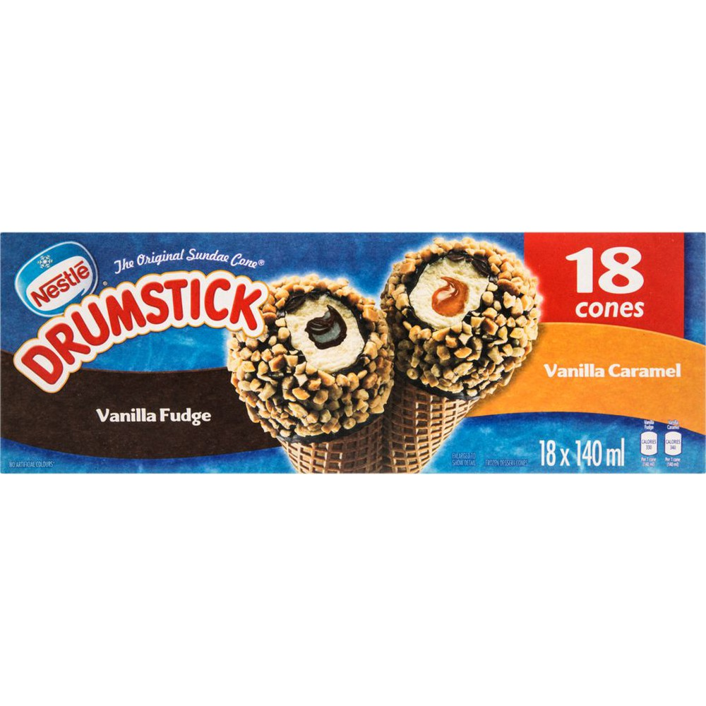 Drumstick favourites variety pack