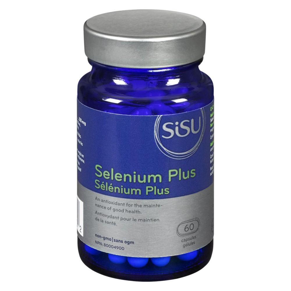 Selenium plus capsules 200 mcg