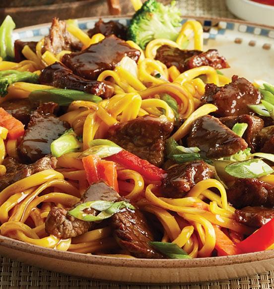 Beef Lo Mein Kit