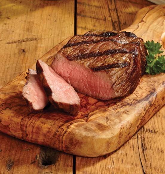 Boneless Beef Top Sirloin Steaks 5 oz
