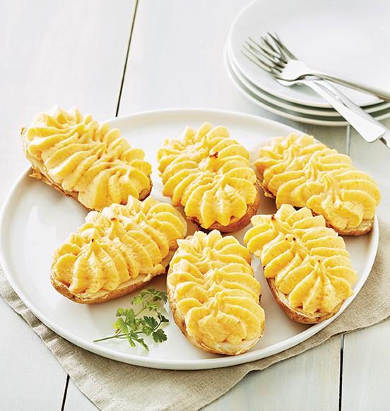 Cheese Stuffed Potatoes