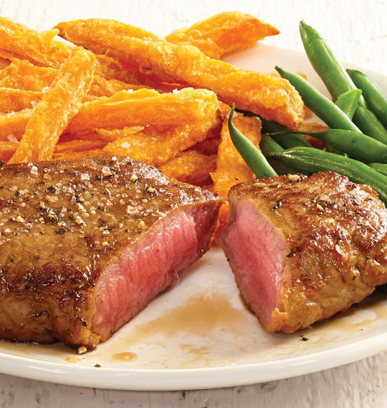 Extra Tender Sirloin Steaks 170g 6oz