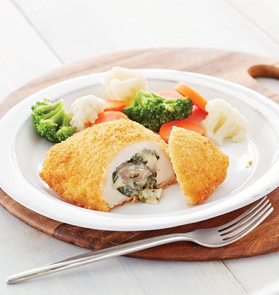 Gourmet Chicken Chicken Florentine